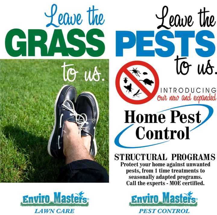 Enviromasters Lawn Care - Proudly Serving Huron and Bruce Counties, ON