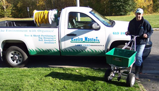 Enviromasters Lawn Care - Proudly Serving Gloucester South, Orleans & Russell, ON
